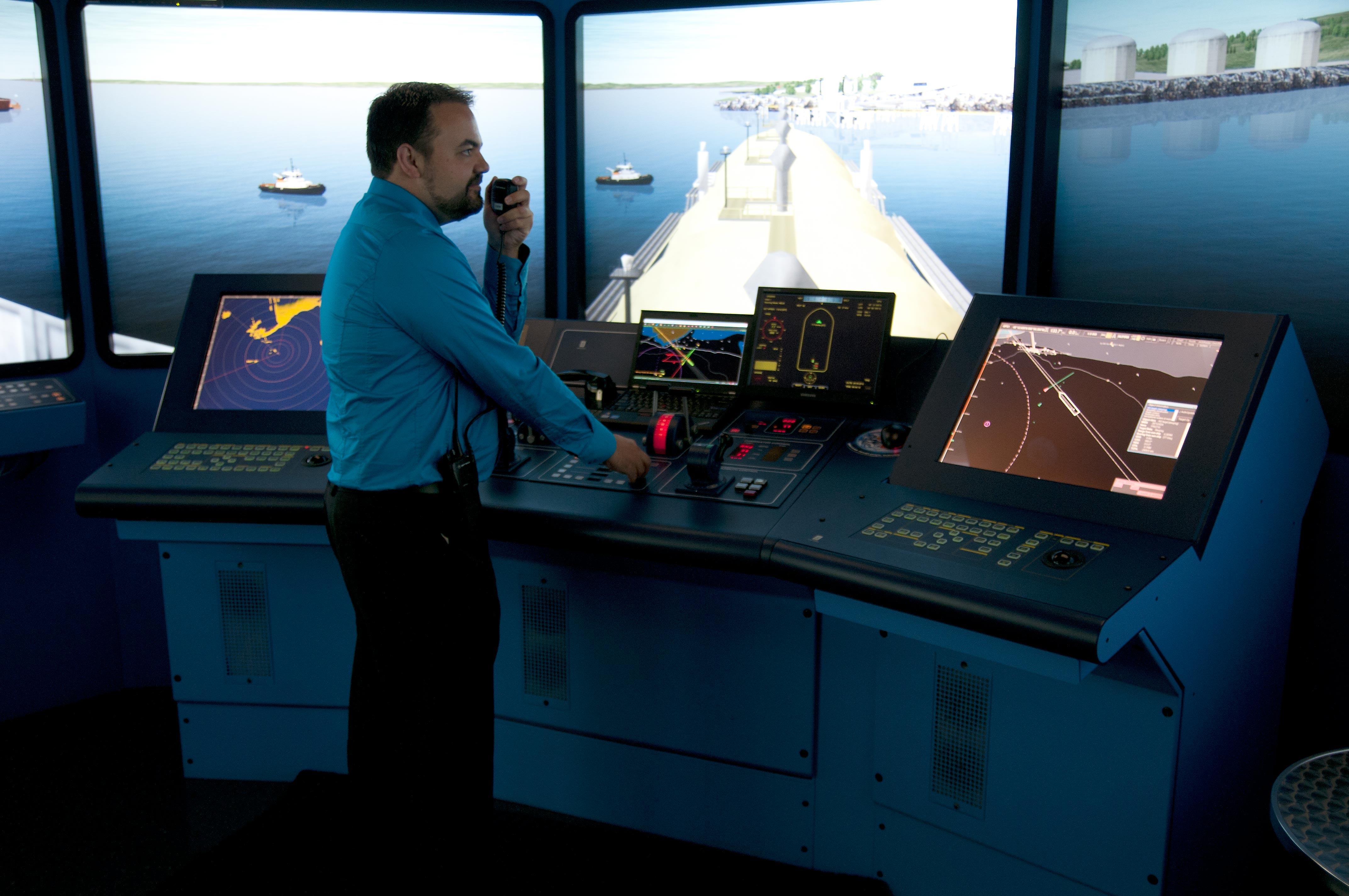 Job Offer – Navigation Instructor