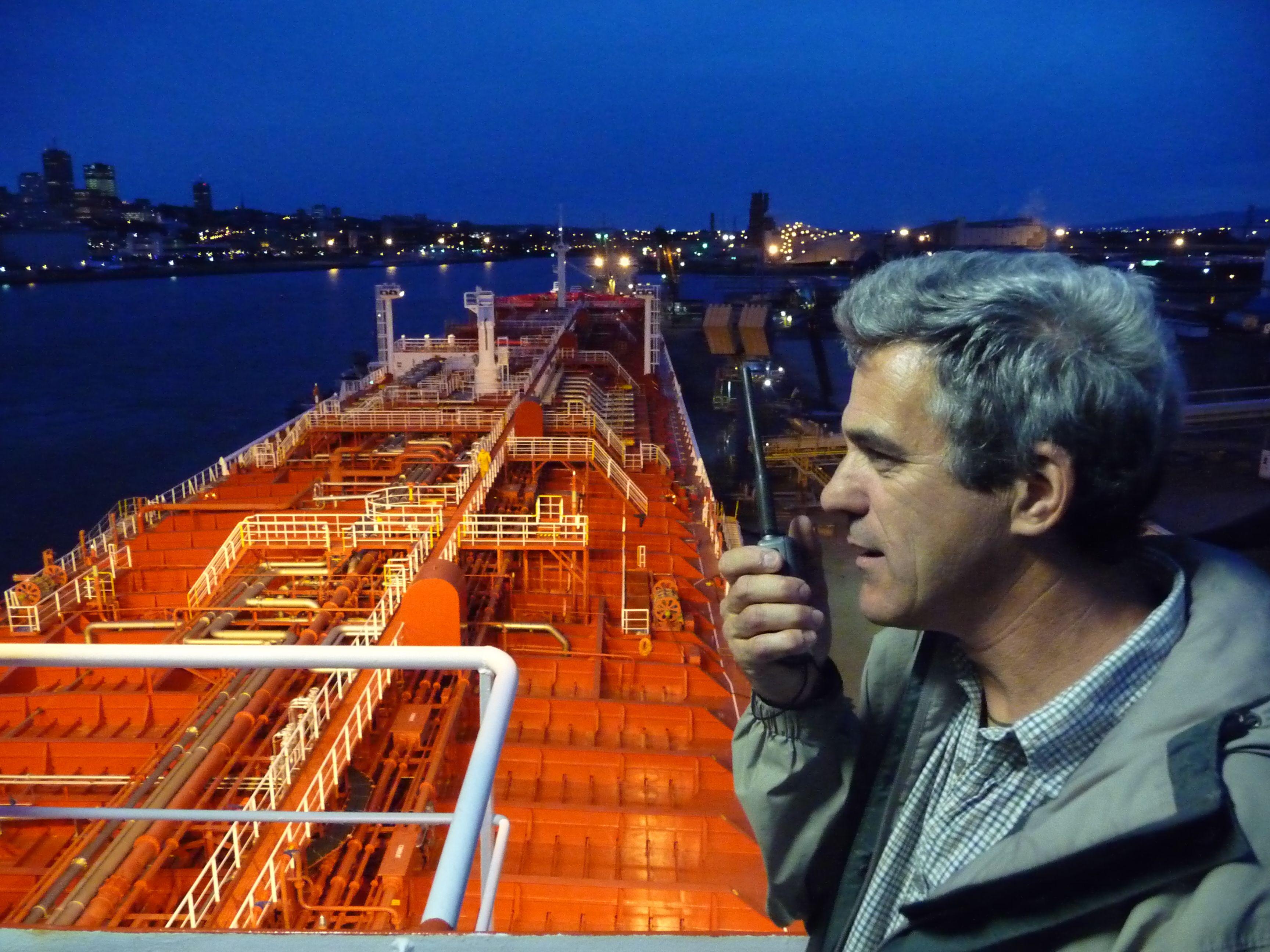 Comment la simulation améliore les opérations portuaires