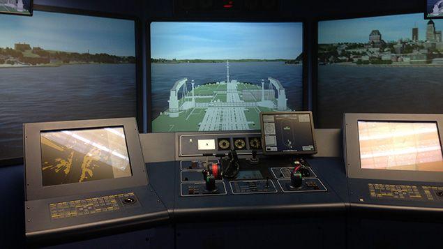 La technologie au service des pilotes du Saint-Laurent