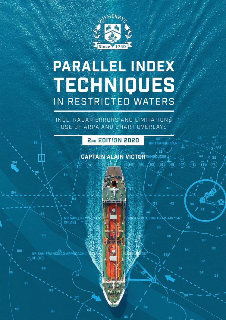 Witherbys publie le cahier Parallel Index Techniques in Restricted Waters