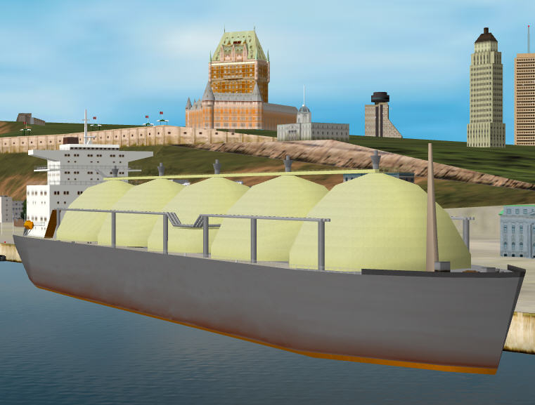 Cacouna LNG Image