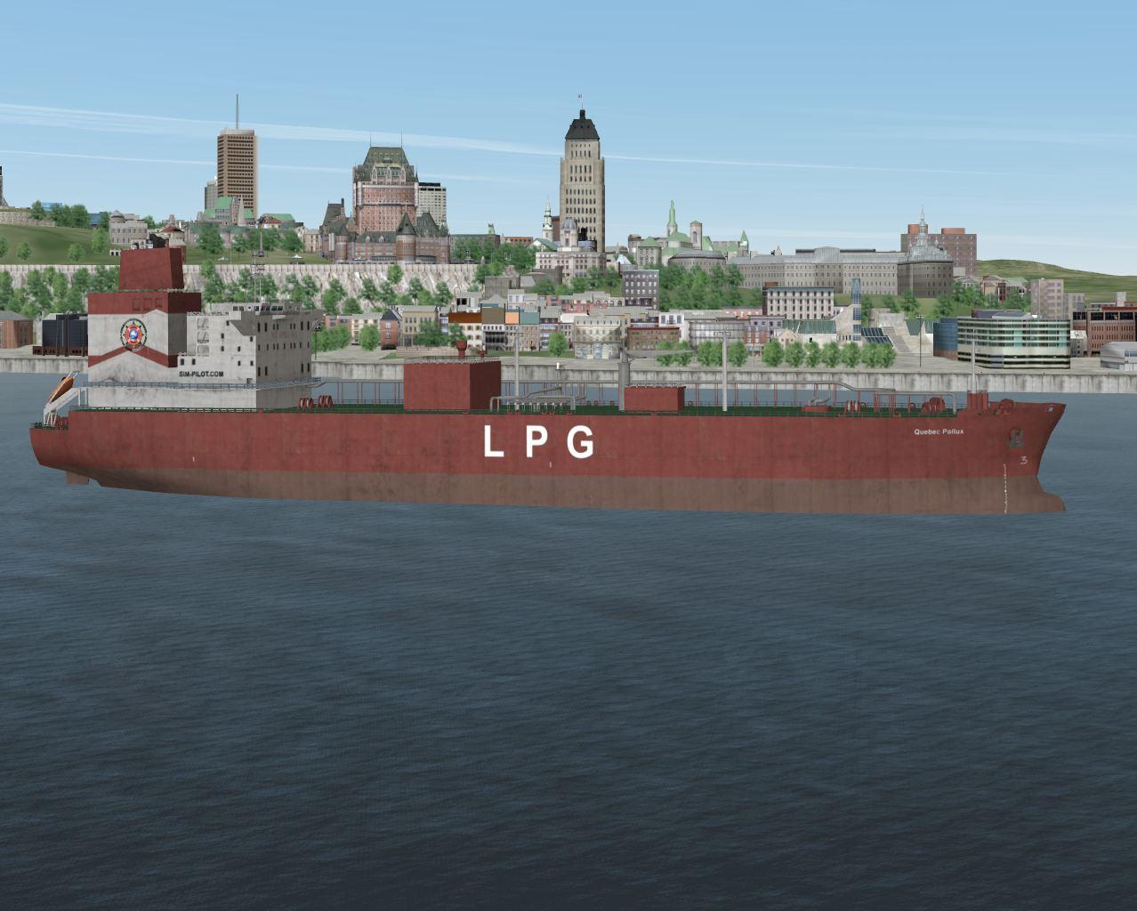 Quebec Pollux Image