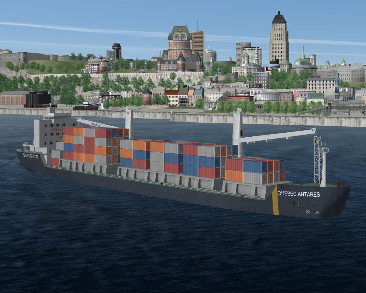 Quebec Antares Image