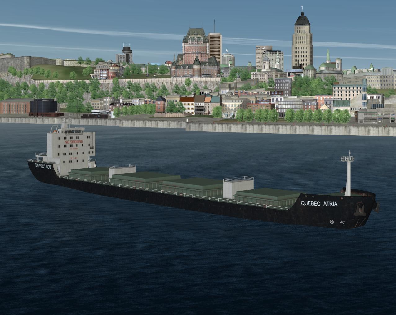 Quebec Atria Image